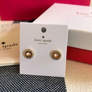 New Kate Spade Studs